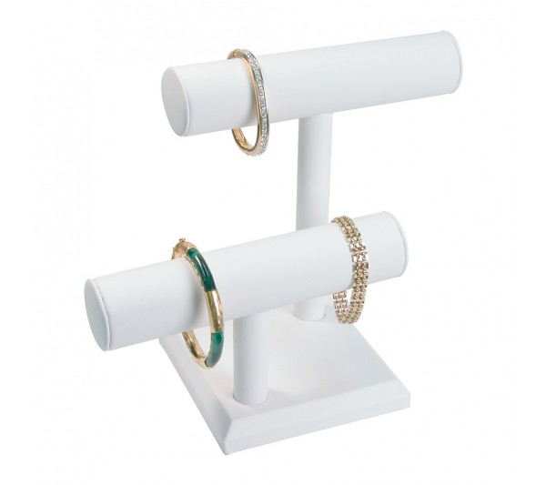 """Two-Level T-Bar 10 1/2' x 8 1/4"""" H"""