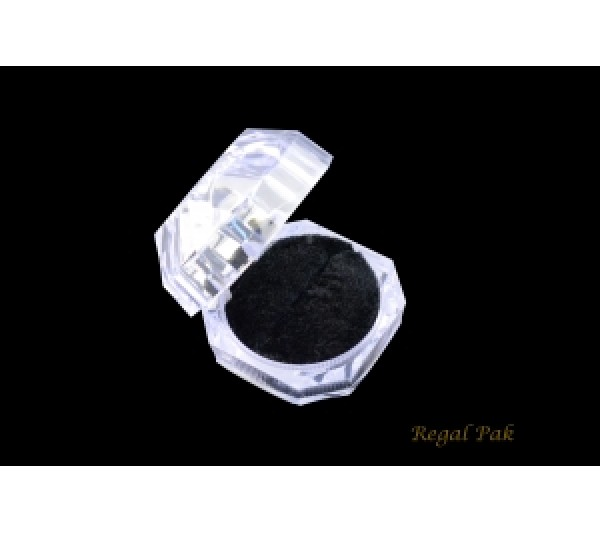 "Monaco Collection Diamond Cut Crystal Ring Boxes 1-3/4"" X 1-3/4"" X 1-3/4"" H  [ 24 PCs in a Pack]"