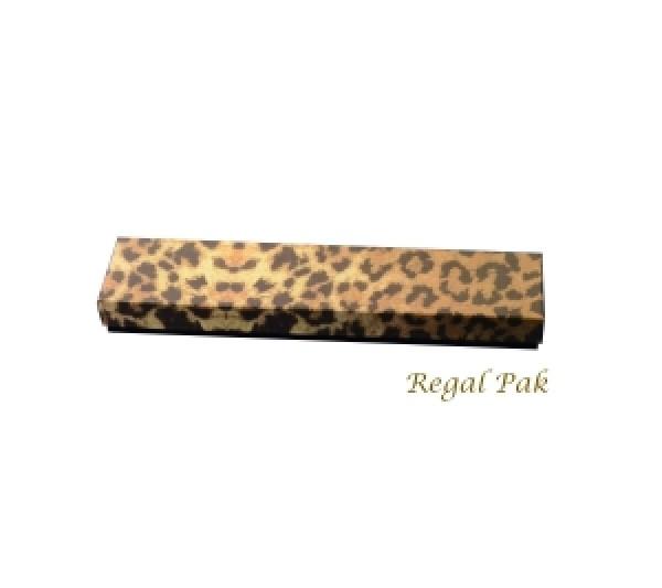 Leopard Cotton Filled Box 8 1/8