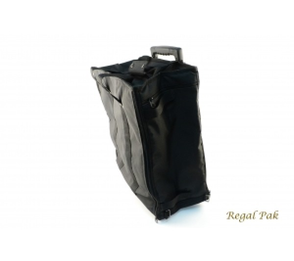 """Leatherette Soft Carrying Case W/Handle 16"""" X 9"""" X 19""""H"""