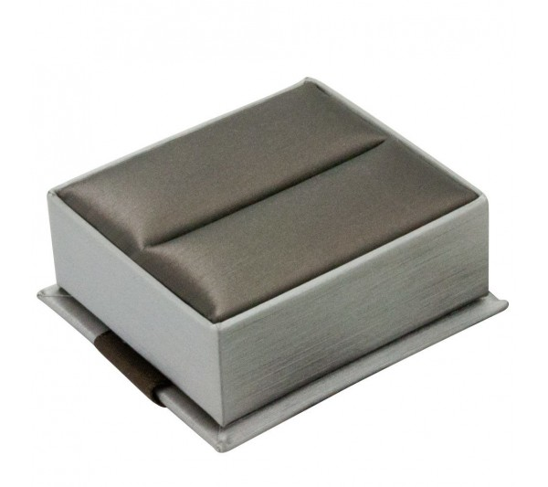 "Dallas Collection Ring Box 2 1/2"" x 2 1/4"" x 1 1/2""H"