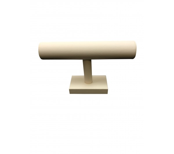 "Beige color T-Bar, 8 1/2""  x 2 3/8"" x 5 3/8"" H"
