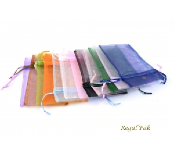 Assorted Organza Drawstring Pouch 4