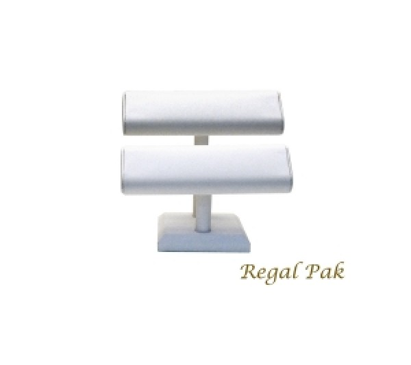 Oval Two Level T-Bar 7 3/8' x 7 1/8' H