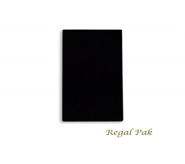 """Full Size Black Ring Foam Insert (72 Rings) 14-5/16"""" X 7-25/32"""" X 5/8""""H"""