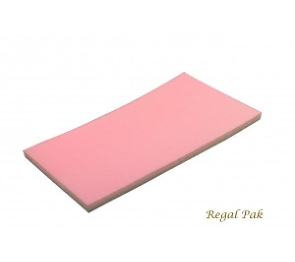 "Full Size Pink Ring Foam Insert (72 Rings) 14-5/16"" X 7-25/32"" X 5/8""H"