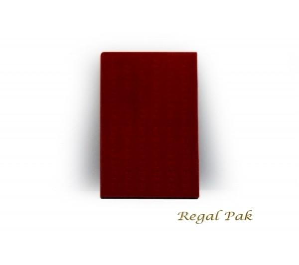 """Full Size Red Ring Foam Insert (72 Rings) 14-5/16"""" X 7-25/32"""" X 5/8""""H"""