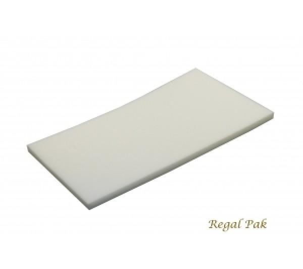 """Full Size White Ring Foam Insert (72 Rings) 14-5/16"""" X 7-25/32"""" X 5/8""""H"""